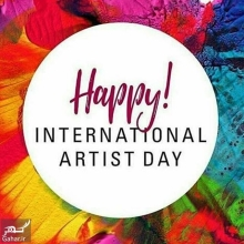 روز جهانی هنرمند مبارک