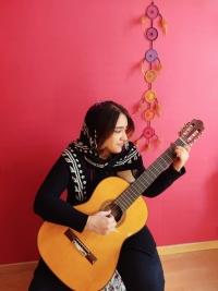 گیتارکلاسیک-موسیقی کودک درسامعراجی